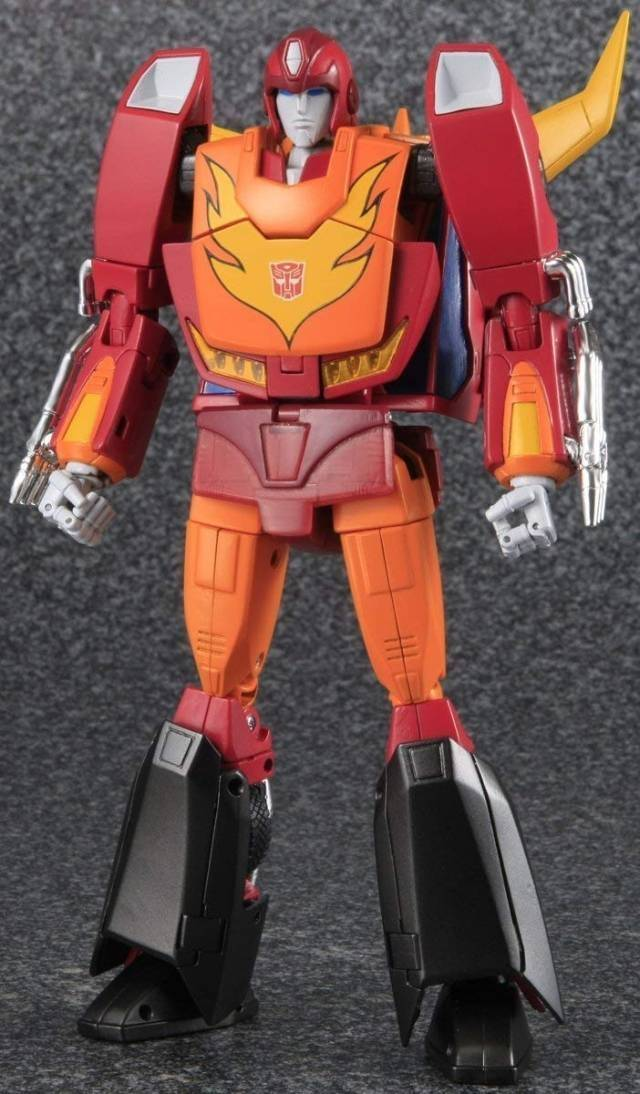 Transformers Masterpiece MP-09 Rodimus Prime - Reissue - MIB