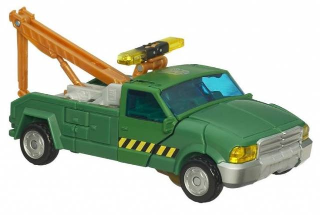 ROTF - Toys R Us Exclusive - Back Road Brawl Hoist - Loose - Complete
