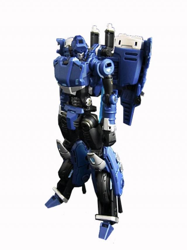 PE-DX-01B RC - Perfect Effect - RC Motorcycle - Blue Version - MIB