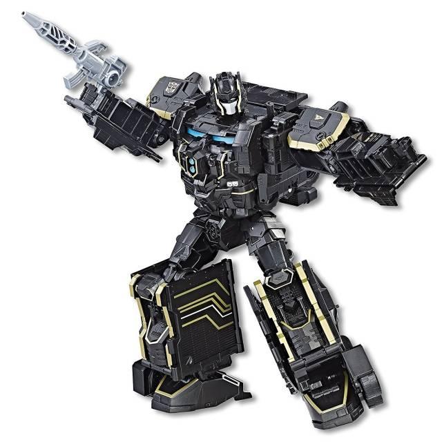 Transformers Primitive Optimus Prime - SDCC 2017 Exclusive