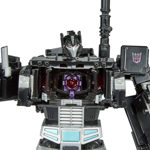 Transformers Generations Power of the Primes Evolution Nemesis Prime Exclusive
