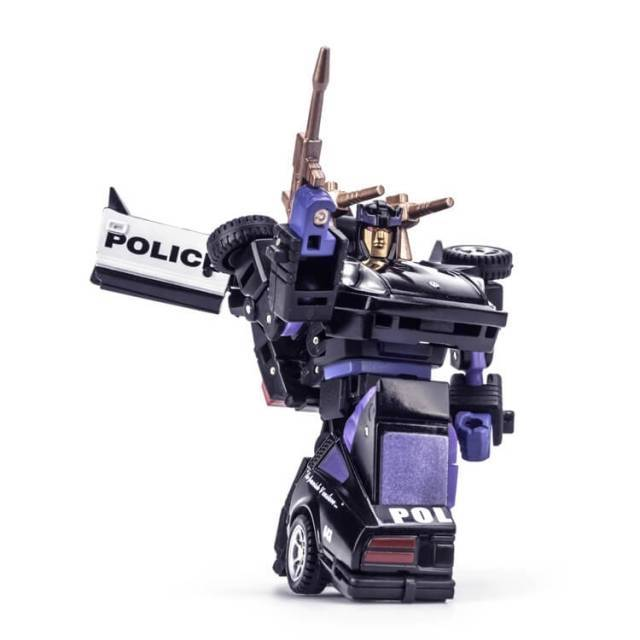 Newage - H5B Police Car - MIB