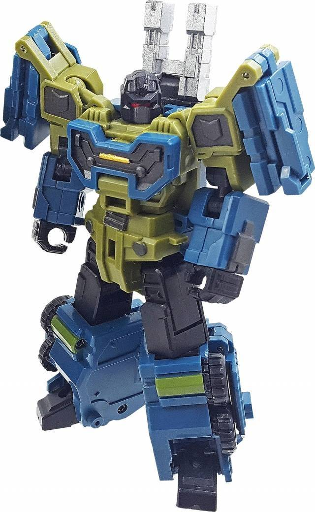 Iron Factory - IF-EX24 - War Giant - Set C - War Giant Commander - MIB