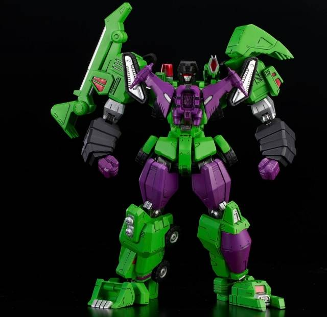 Transformers Furai Model Devastator - Model Kit