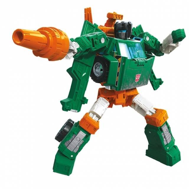 Transformers War for Cybertron: Earthrise Deluxe - Hoist