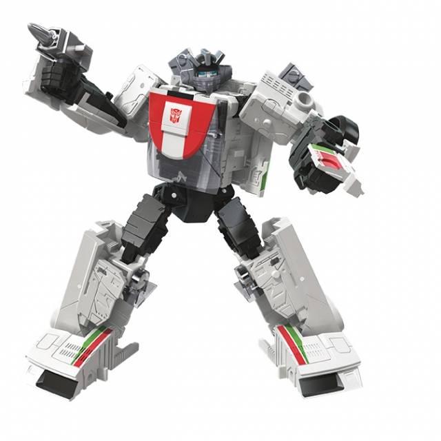Transformers War for Cybertron: Earthrise Deluxe - Wheeljack