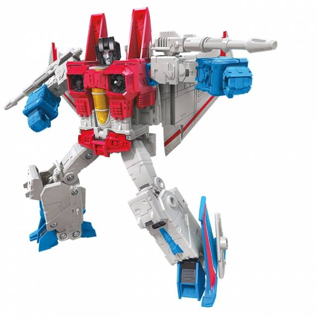 Transformers War for Cybertron: Earthrise Voyager - Starscream