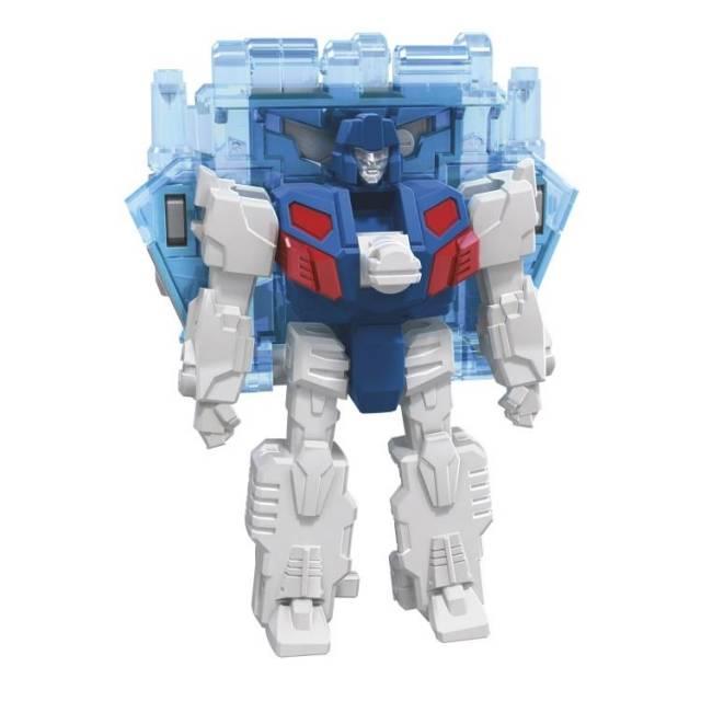 Transformers War for Cybertron: Earthrise Battle Masters - Soundbarrier