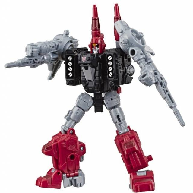 Transformers Generations Selects Deluxe Powerdasher Cromar - Exclusive