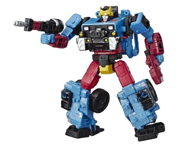 Transformers Generations Selects Deluxe Hot Shot - Exclusive