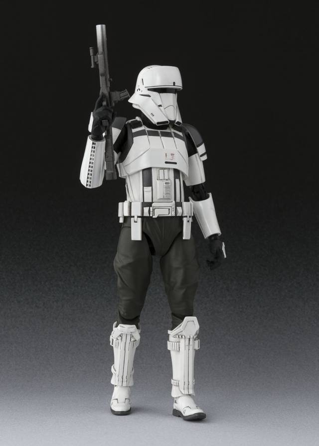 S.H. Figuarts - Star Wars Rogue One - Hover Tank Driver - MISB