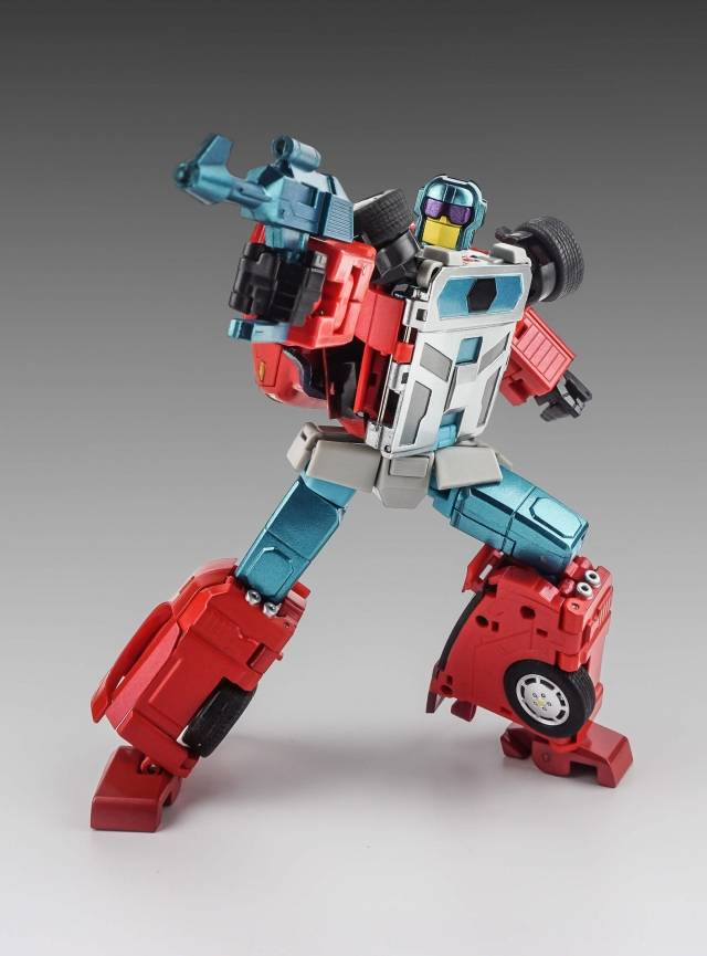 X-Transbots - MX-15-G2 Deathwish