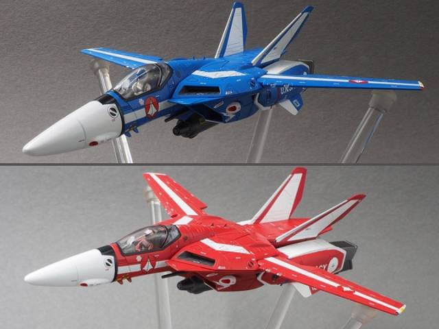 Macross - VF-1J Valkyrie Max & Miriya 1/72 Scale Limited Edition Collectible Model Giftset