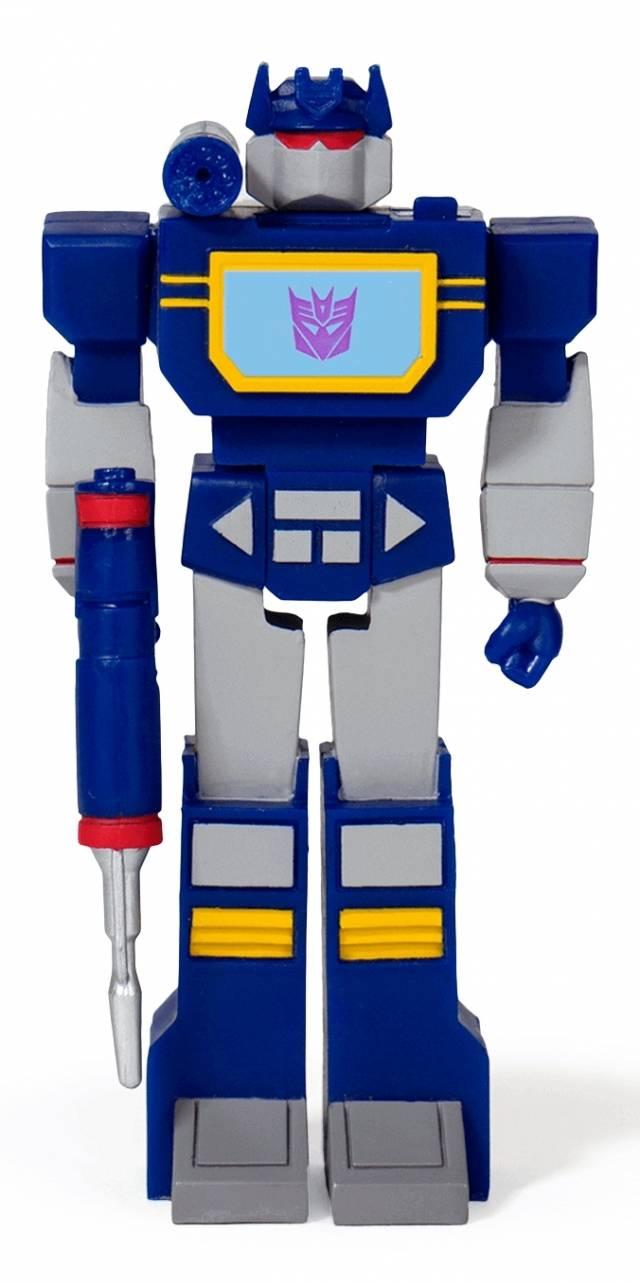 Transformers ReAction Soundwave