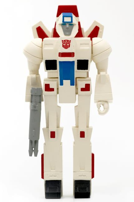 Transformers ReAction Skyfire