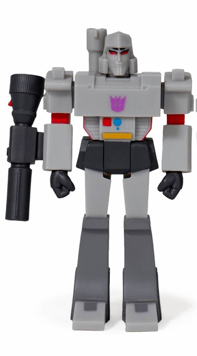 Transformers ReAction Megatron