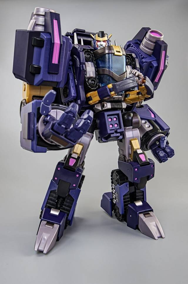 Mastermind Creations Reformatted - R-43 Mors