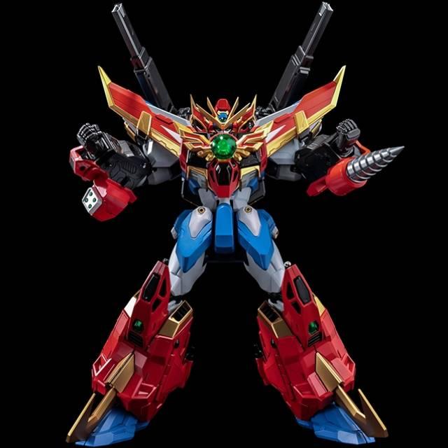 Super Heavy God Gravion Metamor-Force Sol Gravion
