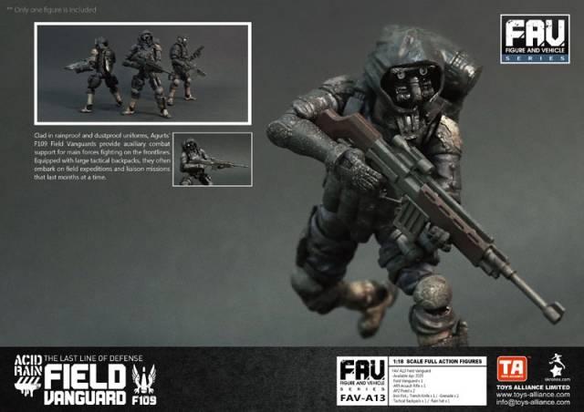 Acid Rain FAV-A13 Field Vanguard