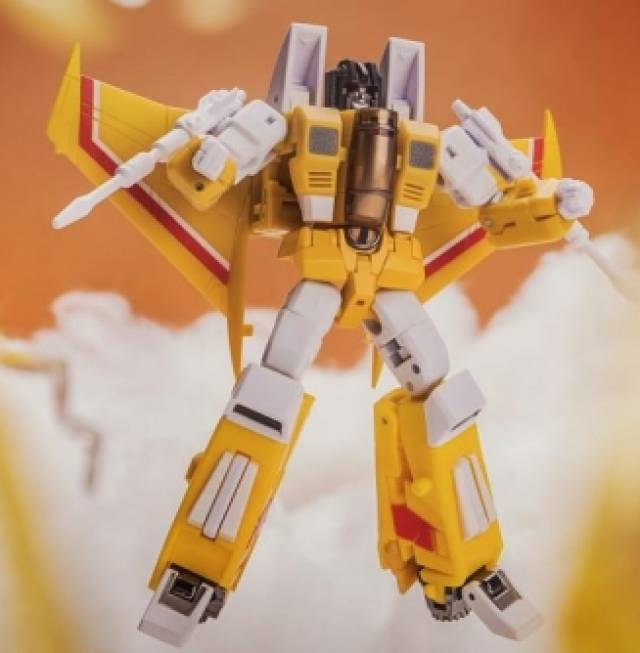 Newage Transformable Robot Sunstorm H14S Amy New Action Figure Stock