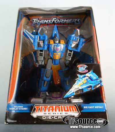 Titanium - Thundercracker - MIB