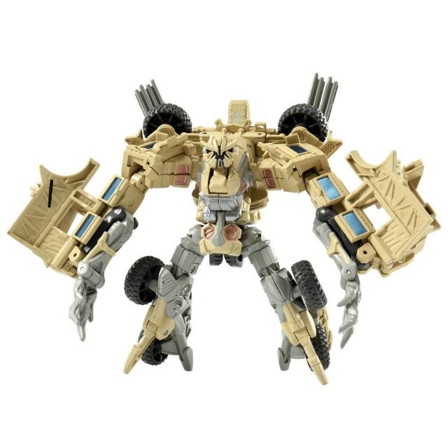 Transformers Movie 10th Anniversary MB-13 Bonecrusher - MISB