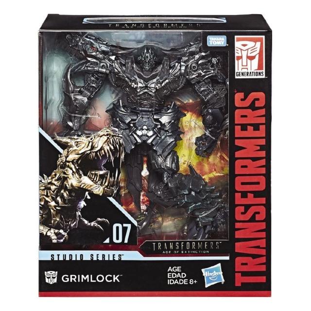 Transformers Studio Series 07 - Movie 4 - Leader Class Grimlock - MISB