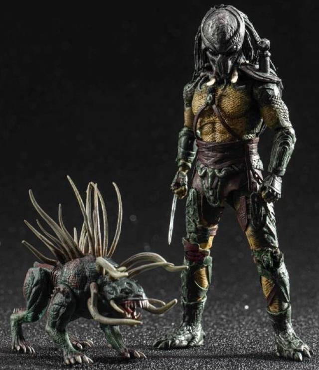 Predator Hound 1:18 Scale Action Figure Hiya Toys Predators