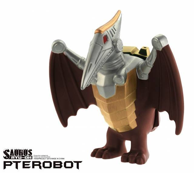 Fansproject - PTEROSAUR Shell - Limited Edition - MISB