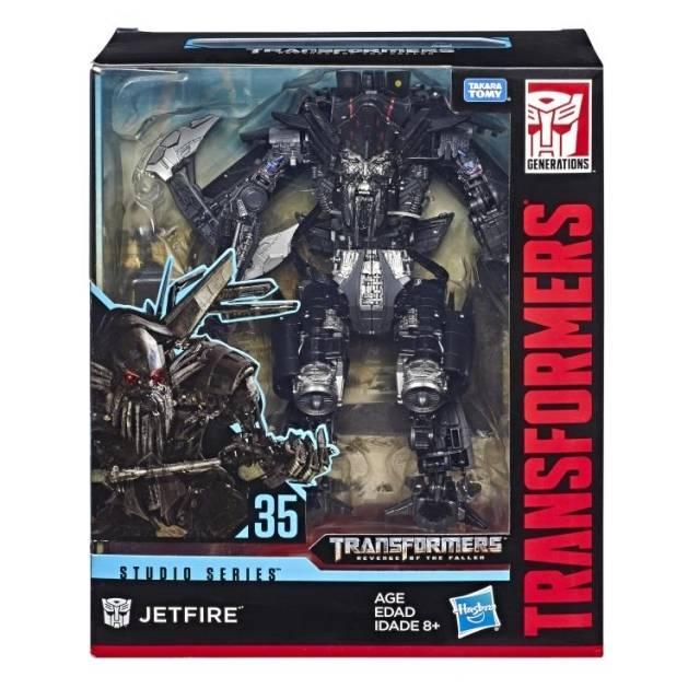 Transformers Studio Series 35 Leader Jetfire - MISB