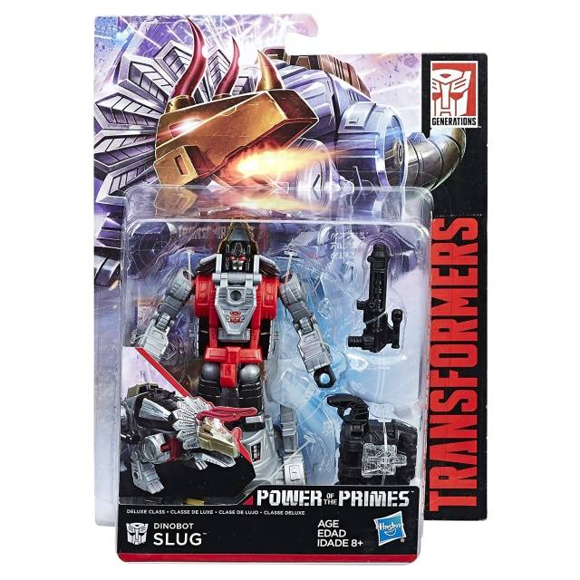 Transformers Power of the Primes - Deluxe Slug - MOSC