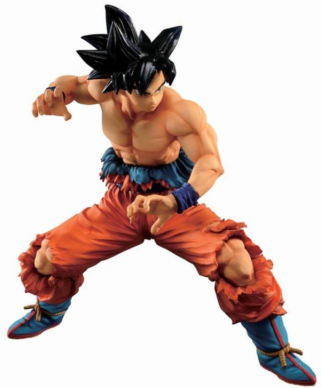 Bandai Spirits Dragon Ball Super Ichiban Kuji Ultra Instinct Sign Goku | Ultimate Version