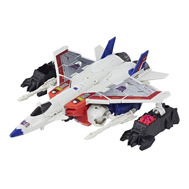 Voyager Starscream | Transformers Power of the Primes | 100% Complete
