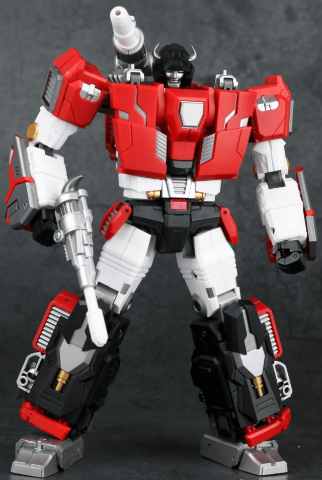 GT-11 Red Bull | Generation Toy