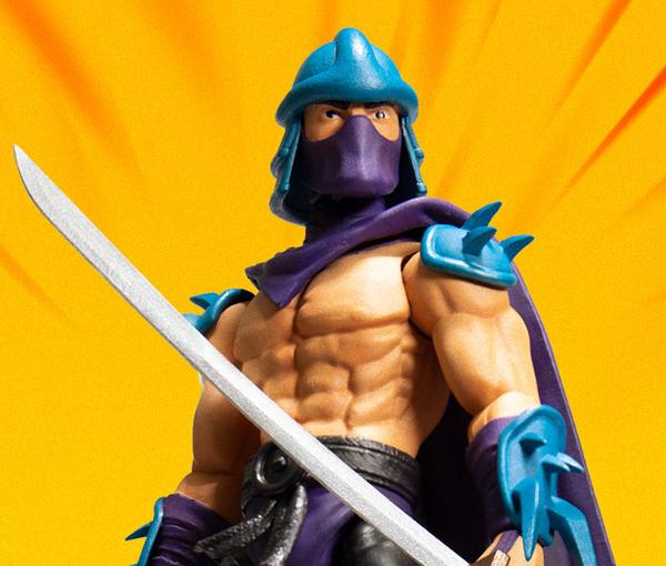 Teenage Mutant Ninja Turtles Ultimates Shredder