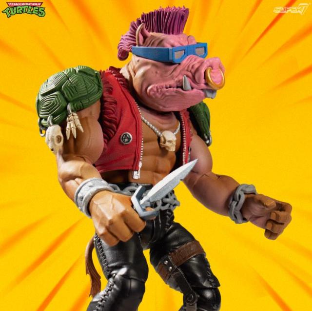Teenage Mutant Ninja Turtles Ultimates Bebop
