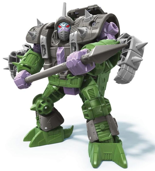 Transformers War for Cybertron: Earthrise Deluxe Quintesson Alicon