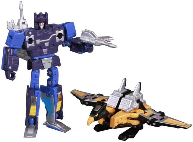 MP-16 - Masterpiece Frenzy & Buzzsaw - Loose Complete