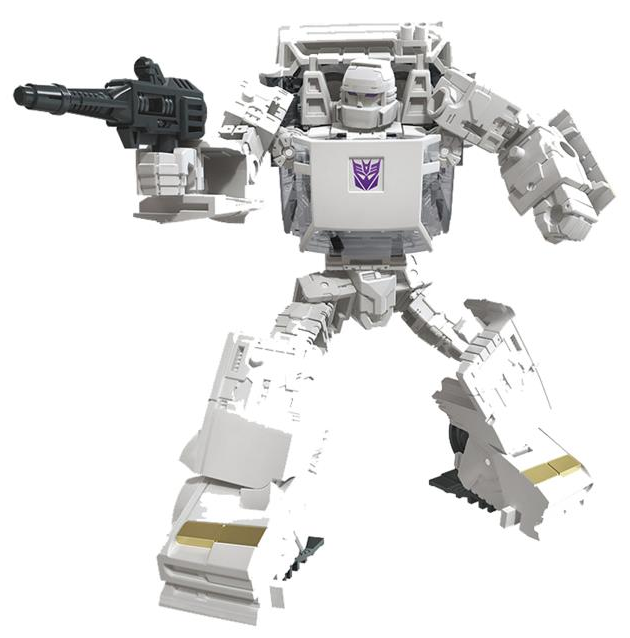 Transformers War for Cybertron: Earthrise Deluxe Runamuck