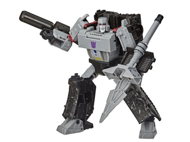 "Transformers Earthrise War For Cybertron 7/"" Figure Voyager Class Megatron"