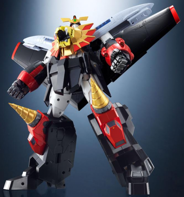 Brave Franchise Soul of Chogokin GX-68 GaoGaiGar | 2nd Production