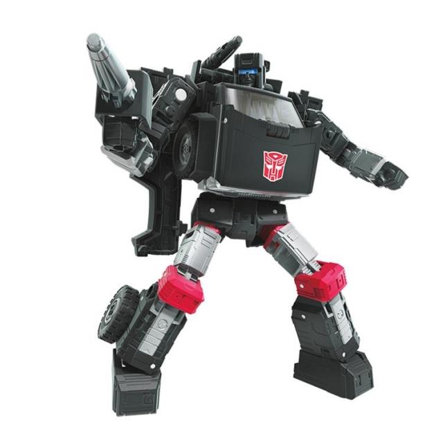 Transformers War for Cybertron: Earthrise Deluxe Trailbreaker