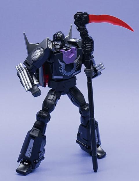 Mechanic Studios MS-19B Dark Commander