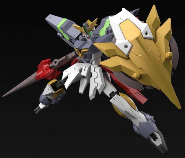 Bandai Spirits Gundam HGBD Re:Rise Gundam Aegis Knight 1:144 Scale Model Kit