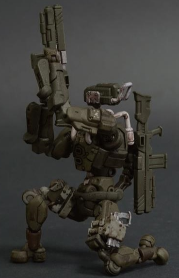 Acid Rain FAV-A18 MT40 Camelbot