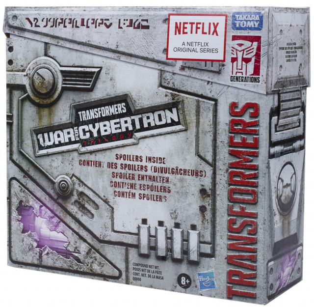 Transformers War for Cybertron Series-Inspired Leader Ultra Magnus   Netflix Edition