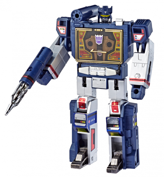 Transformers Vintage G1 Soundwave and Buzzsaw