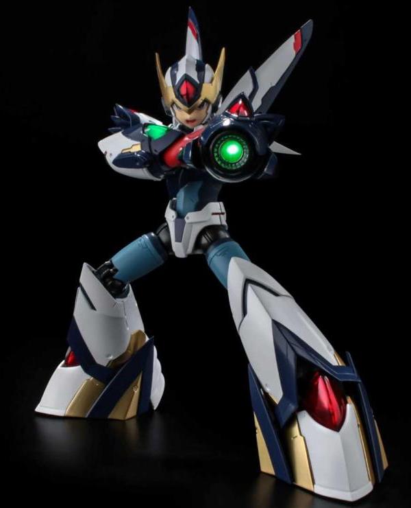 Sentinel Megaman Riobot Megaman X | Falcon Armor Version PX Previews Exclusive