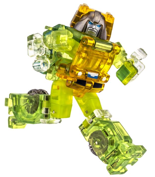 IN STOCK Transformers Newage NA H19T /& H20T Vanilla Mini Clear Ver.
