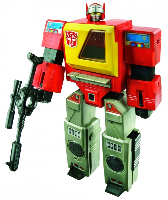 SDCC 2010 - Exclusive - Reissue Blaster